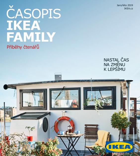Časopis Ikea family