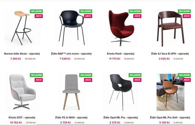 Lino Design výprodej