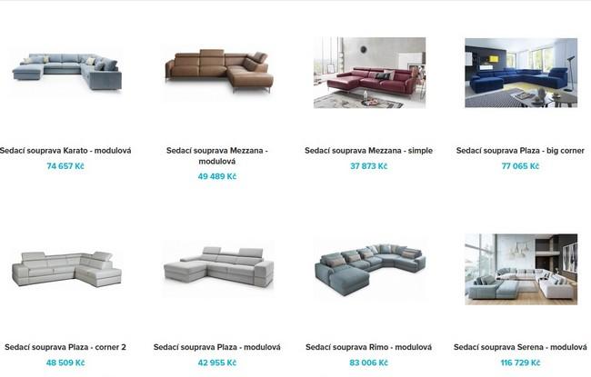 Lino Design sedačky
