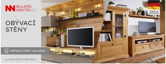 Nejlepší nábytek - obývací stěny
