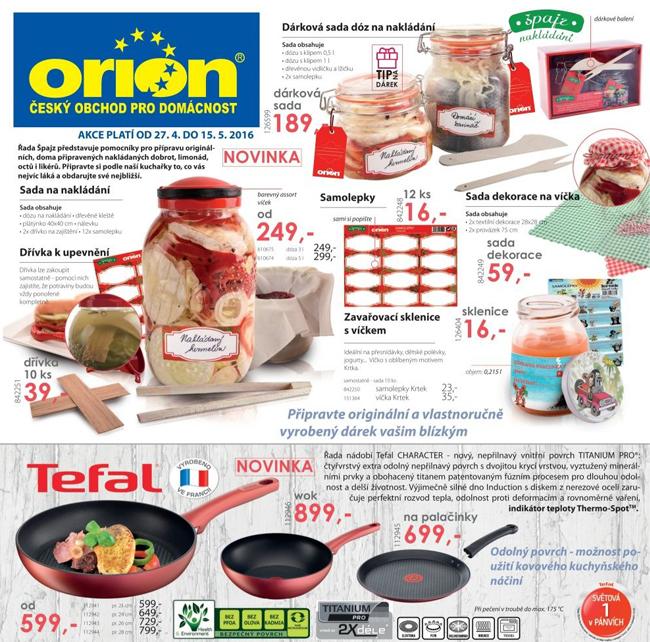 Orion leták