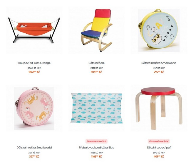 Vivre dětský nábytek