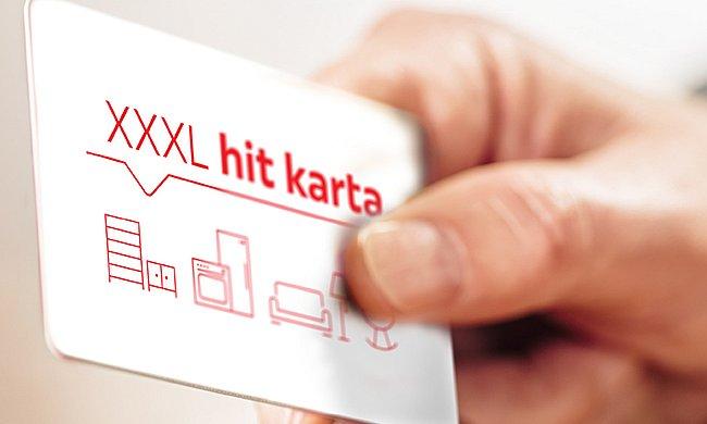 Sleva až 20% na celý nákup s Hit kartou XXX Lutz
