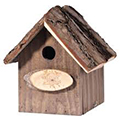 Ptačí budky, krmítka pro ptáky