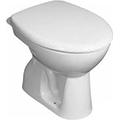 Stojící záchody bez nádržky