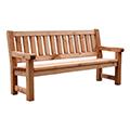 Zahradní lavice a lavičky