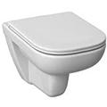 Závěsné záchody, klozety