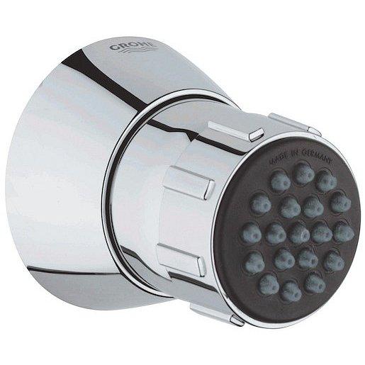 Boční sprcha Grohe Relexa Plus se zámkem proti přetočení chrom 28286000