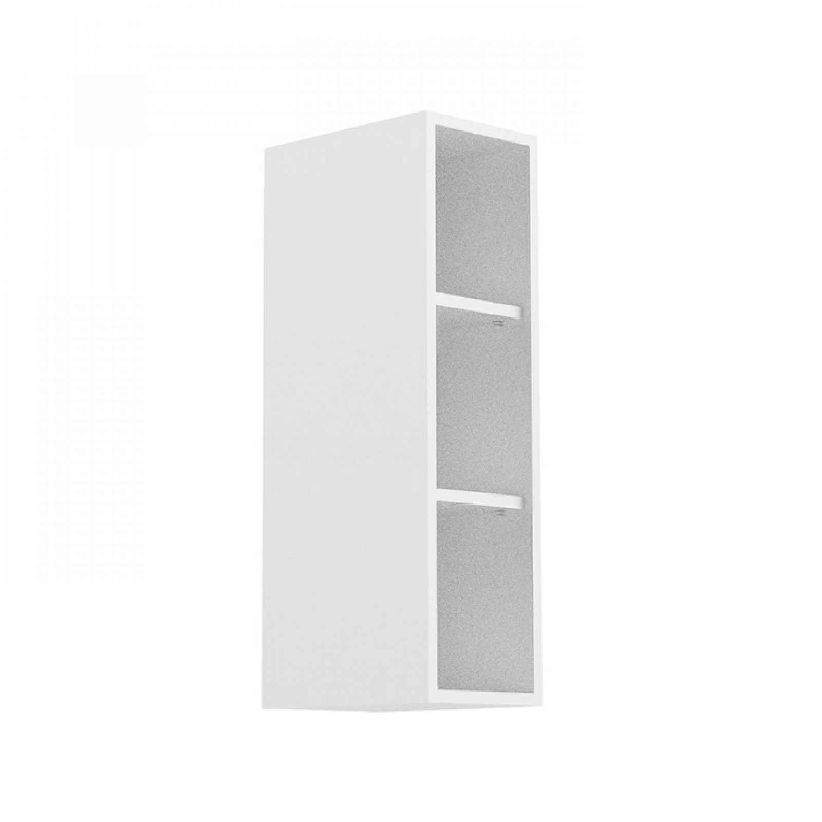 Horní skříňka, bílá, AURORA W200 0000236717 Tempo Kondela