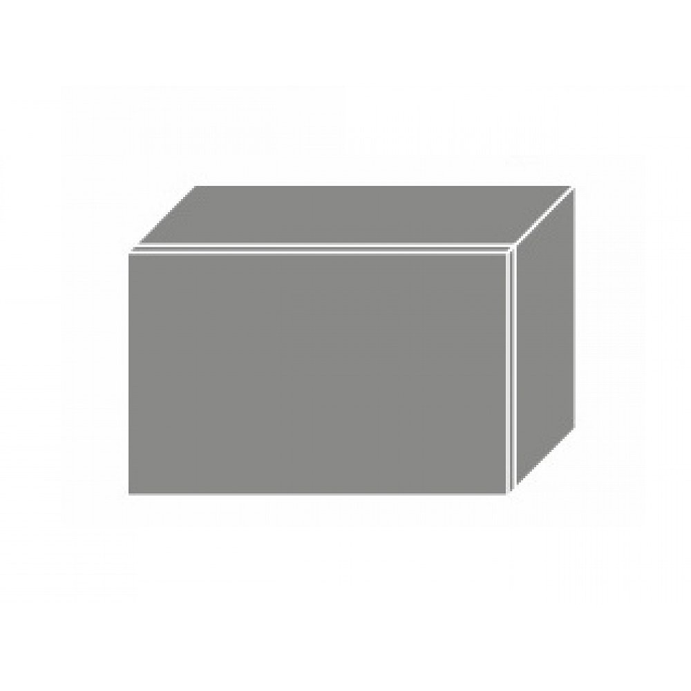 EMPORIUM, skříňka horní W4b 50, korpus: bílý, barva: grey stone