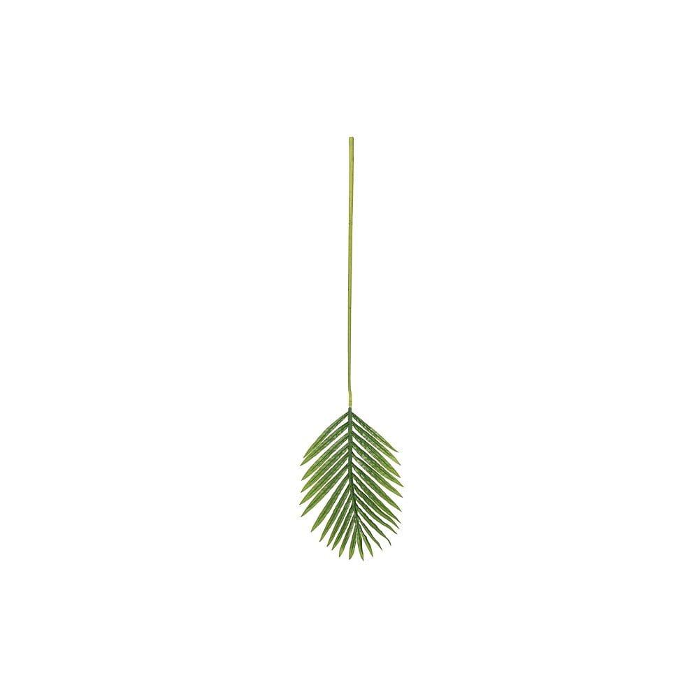 Umělý palmový list WOOOD,délka91cm