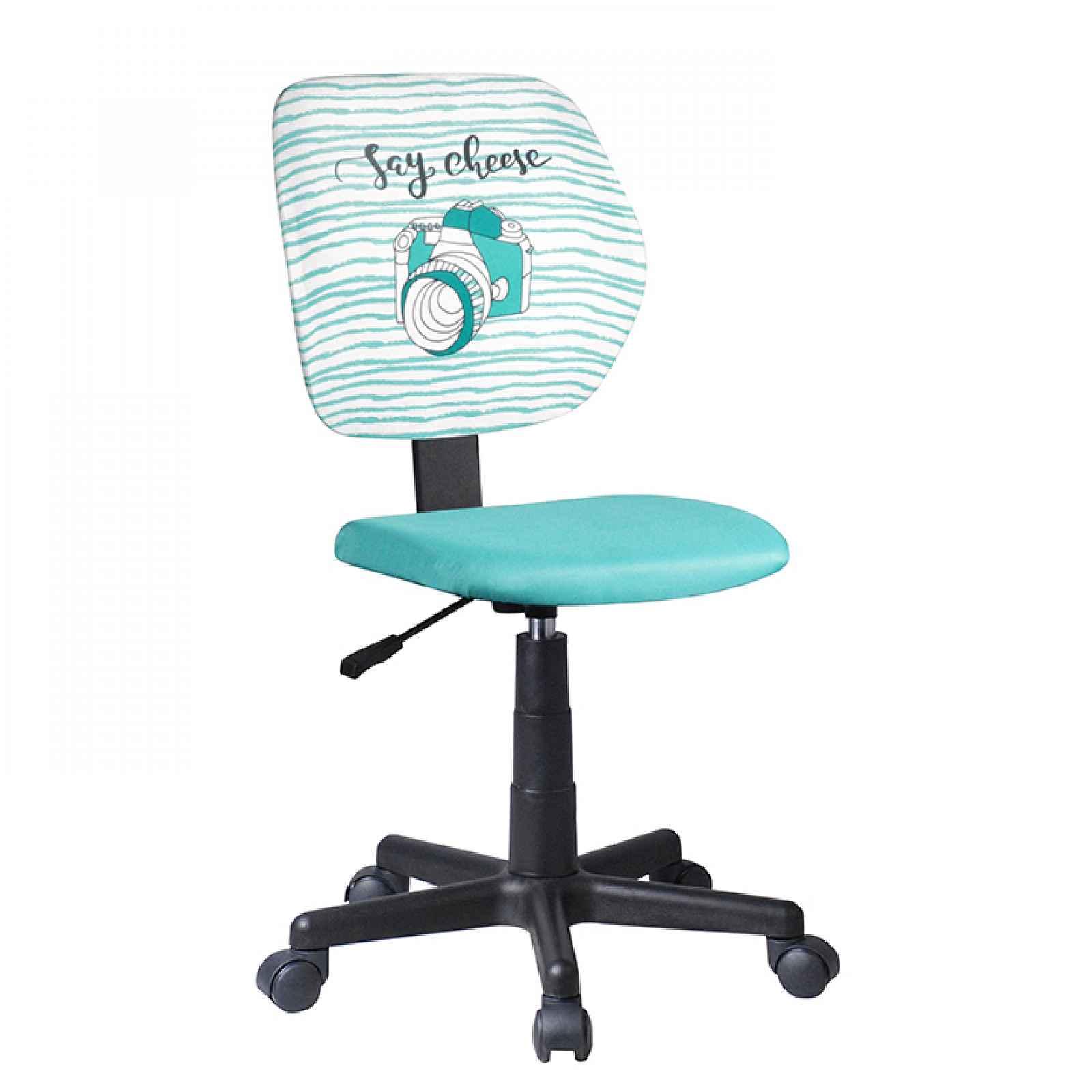 Dětská židle BLUES mentolová Tempo Kondela