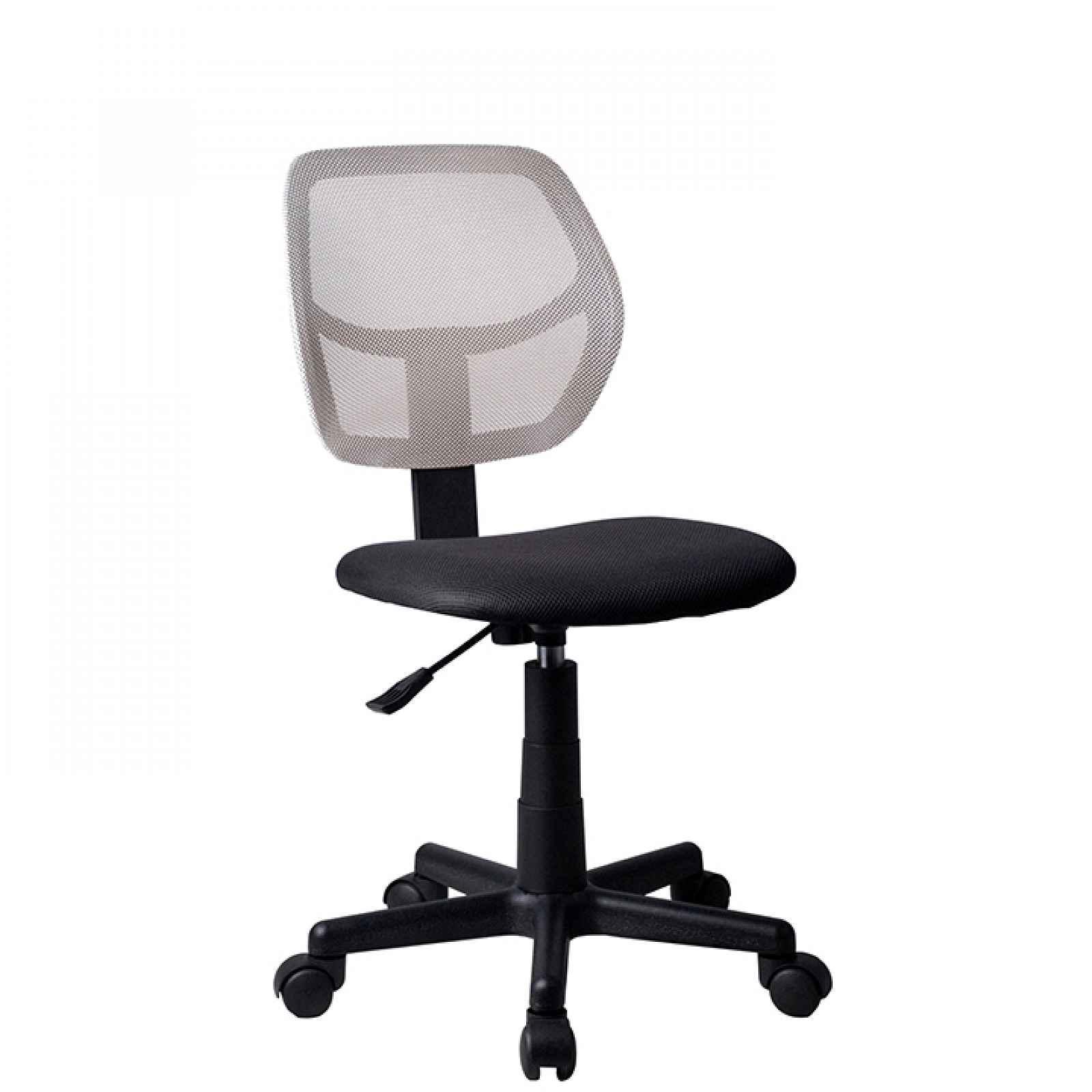 Kancelářská židle MESH Tempo Kondela Šedá