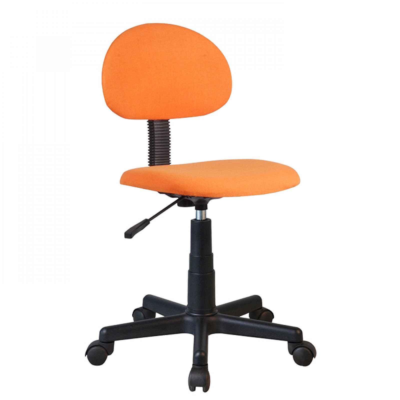 Kancelářská židle SALIM Tempo Kondela Oranžová