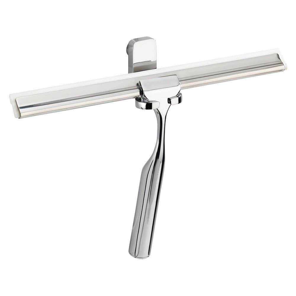 Nerezová koupelnová stěrka Wenko Squeegee Premium