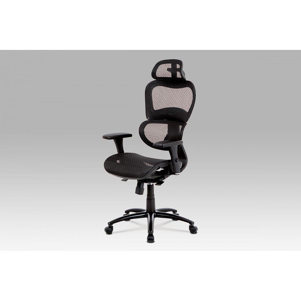 Kancelářská židle KA-A188 BK, černá