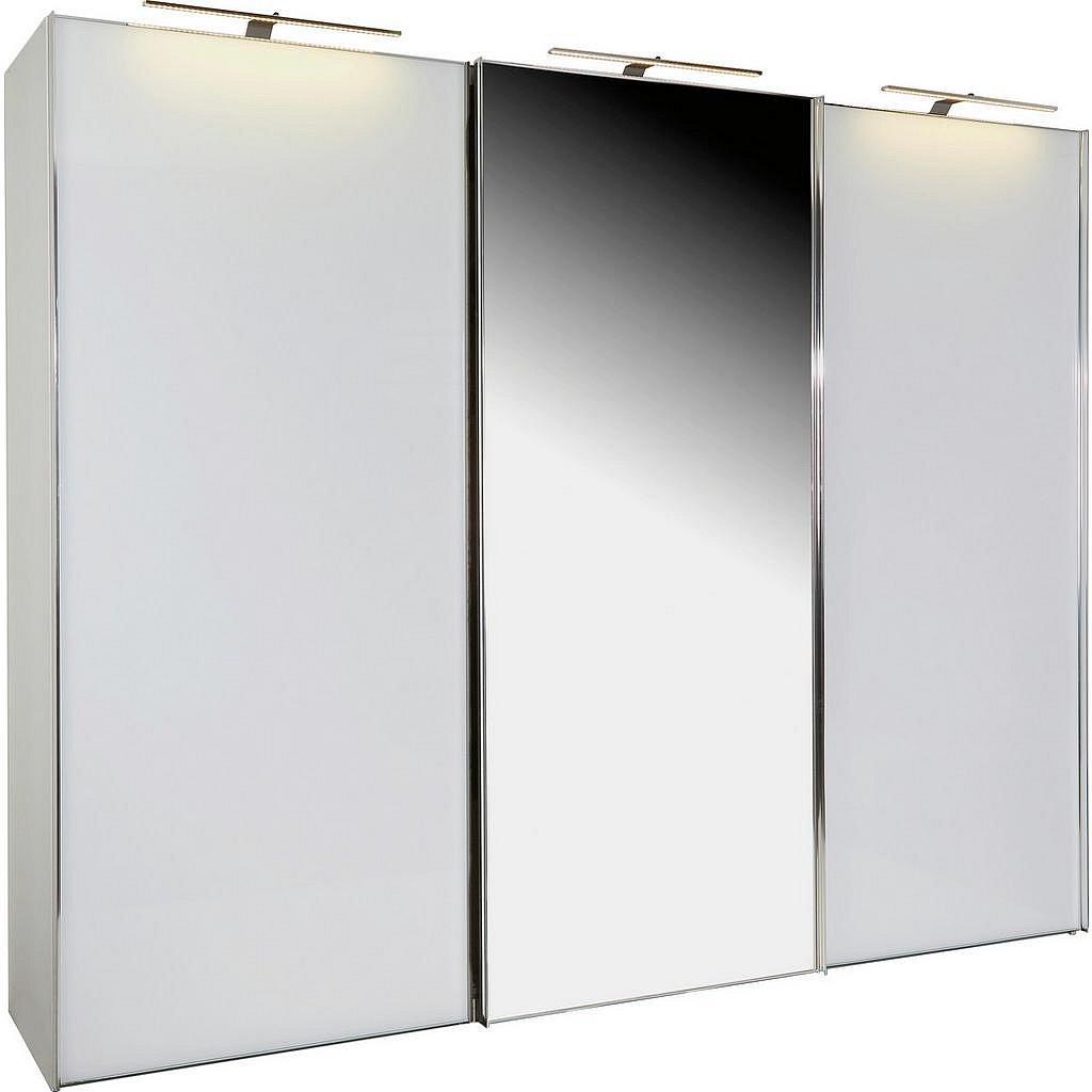 Skříň S Posuvnými Dveřmi Sonate 298x222cm