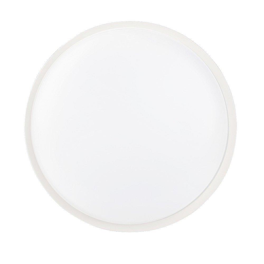 Svítidlo LED Greenlux Dara Round, 4000K, 20W, IP65 bílá