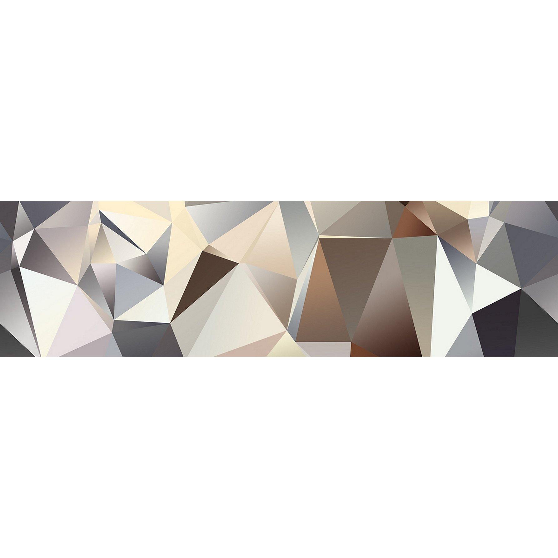 Samolepicí bordura s motivem Abstrakce, 0,14×5 m