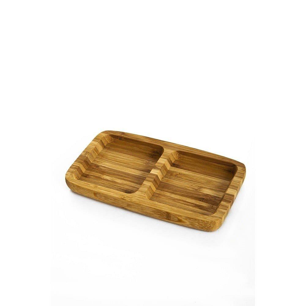Bambusová servírovací miska Bambum Ganberi