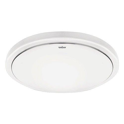 Svítidlo LED Damija Sola C Slim, 4000K, 18W, IP44 bílá