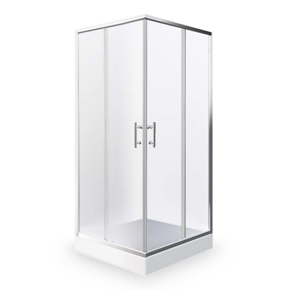 Čtvercový sprchový kout ORLANDO NEO 90