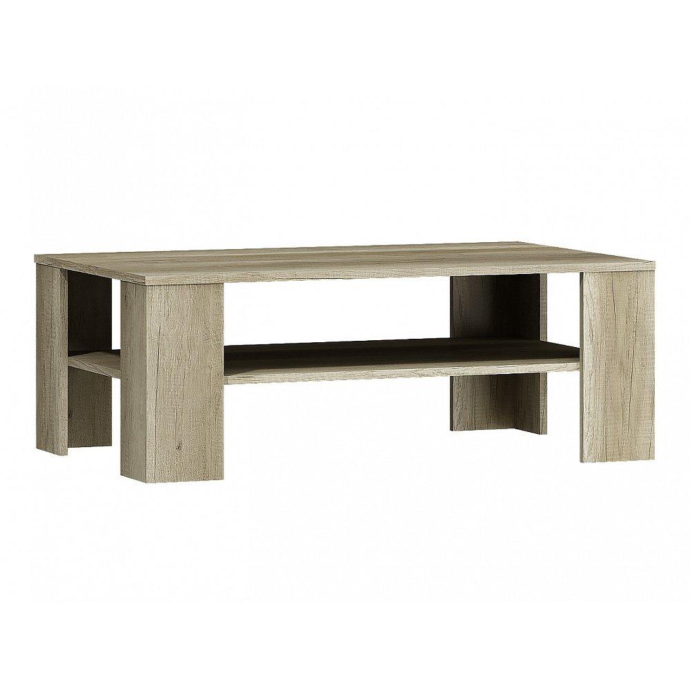 Konferenční stolek SKAY SL103, country šedý