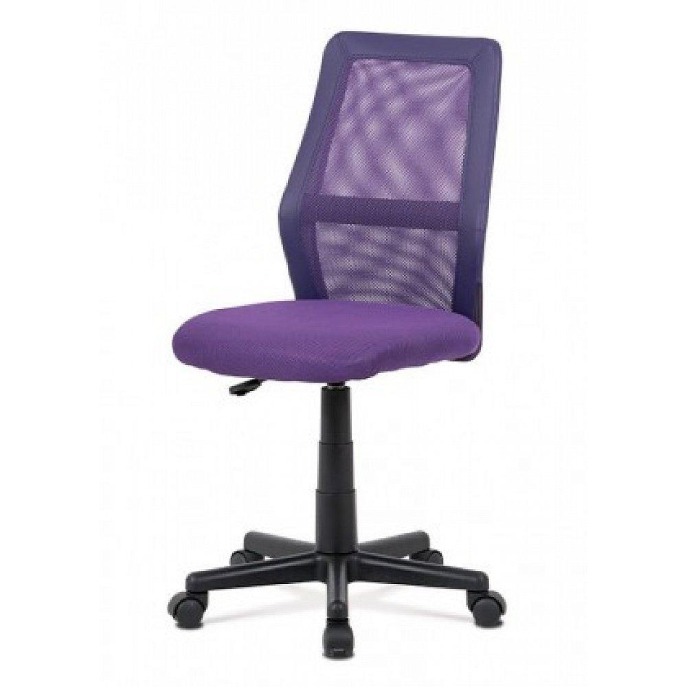 Kancelářská židle Andrea fialová