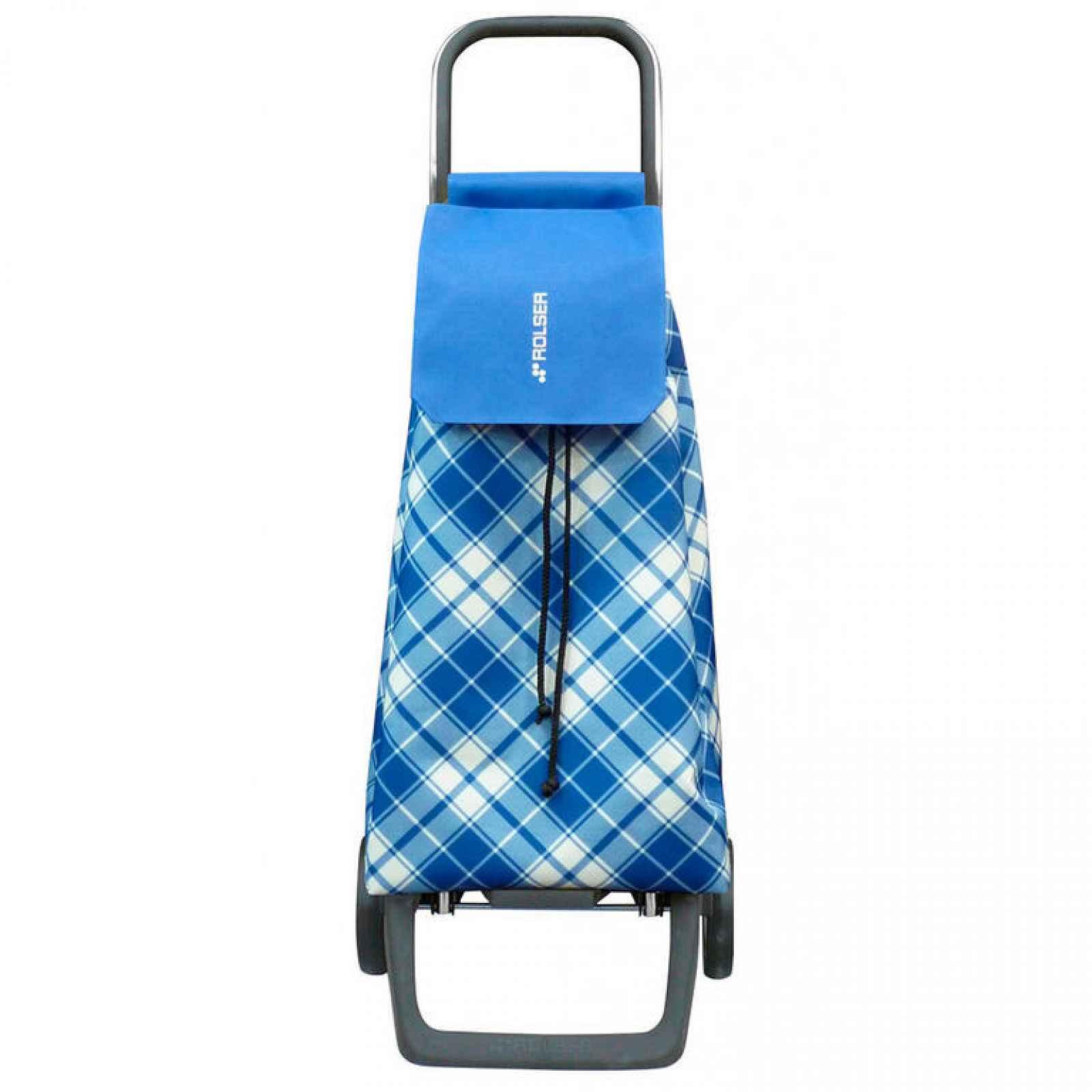 ROLSER Taška na kolečkách Jet C. Capri Joy modrá