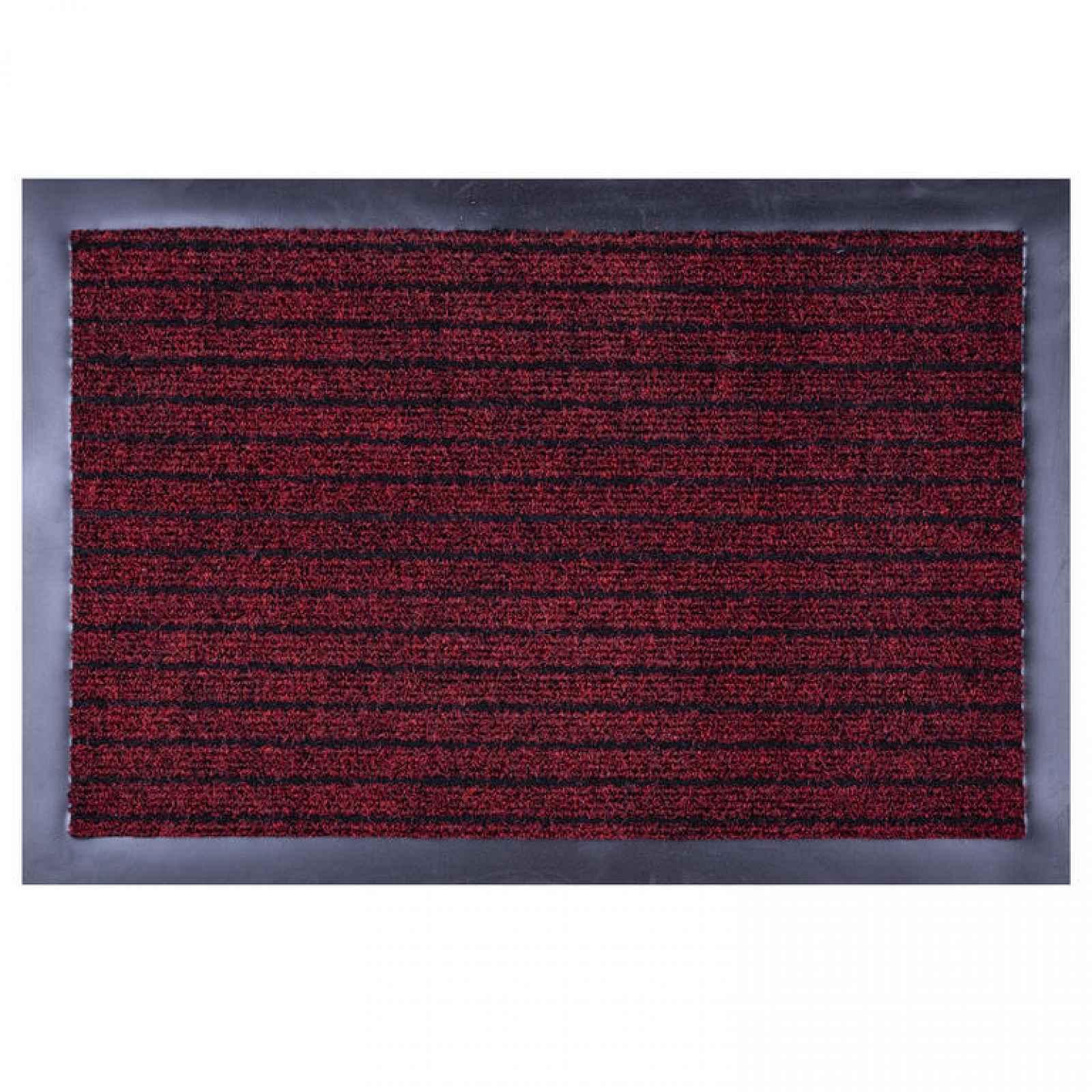 Zátěžová rohožka DuraMat vínová 100 x 150 cm