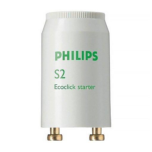 Startér pro zářivky S2 4–22W, Philips
