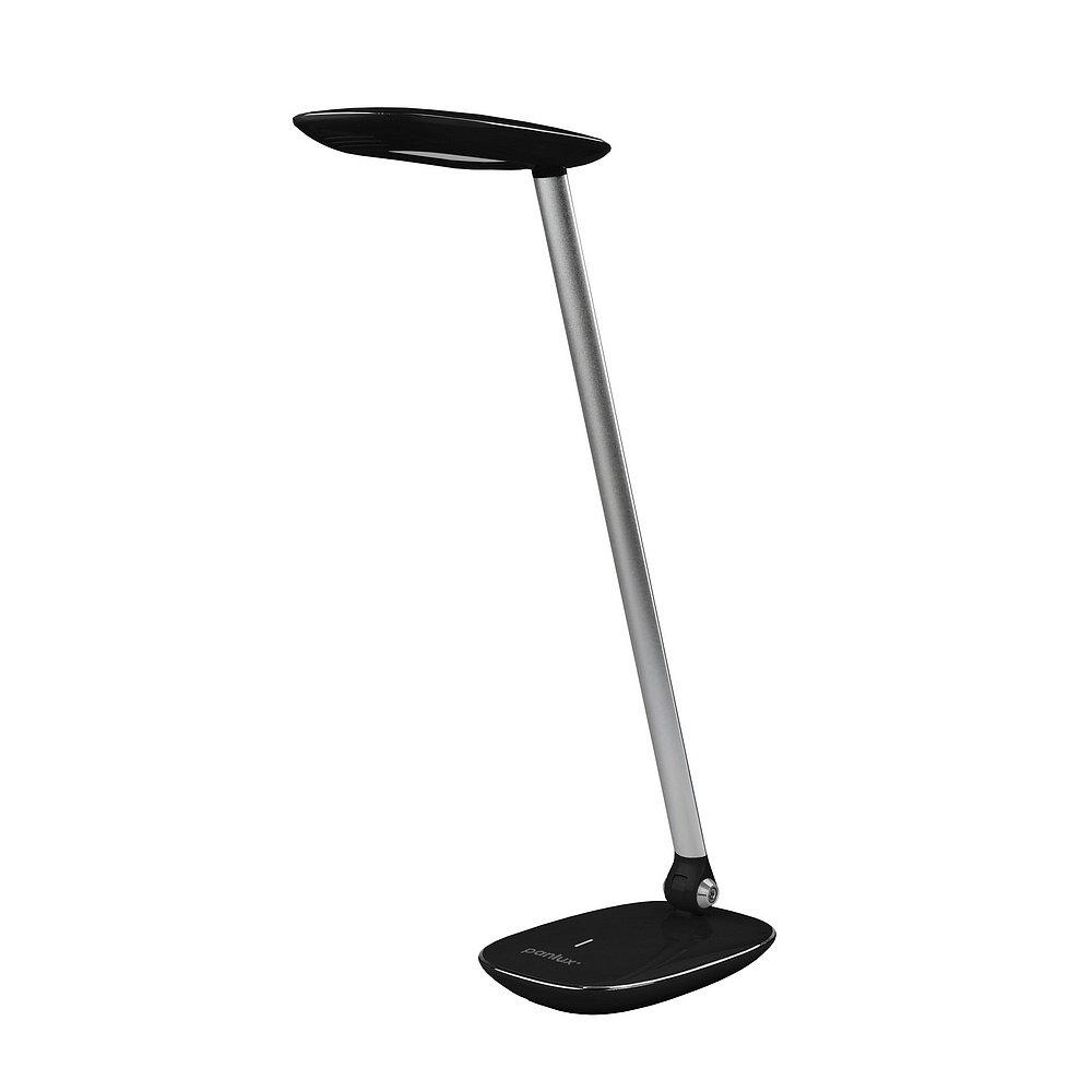 Stolní LED lampa Panlux MOANA černá, neutrální bílá