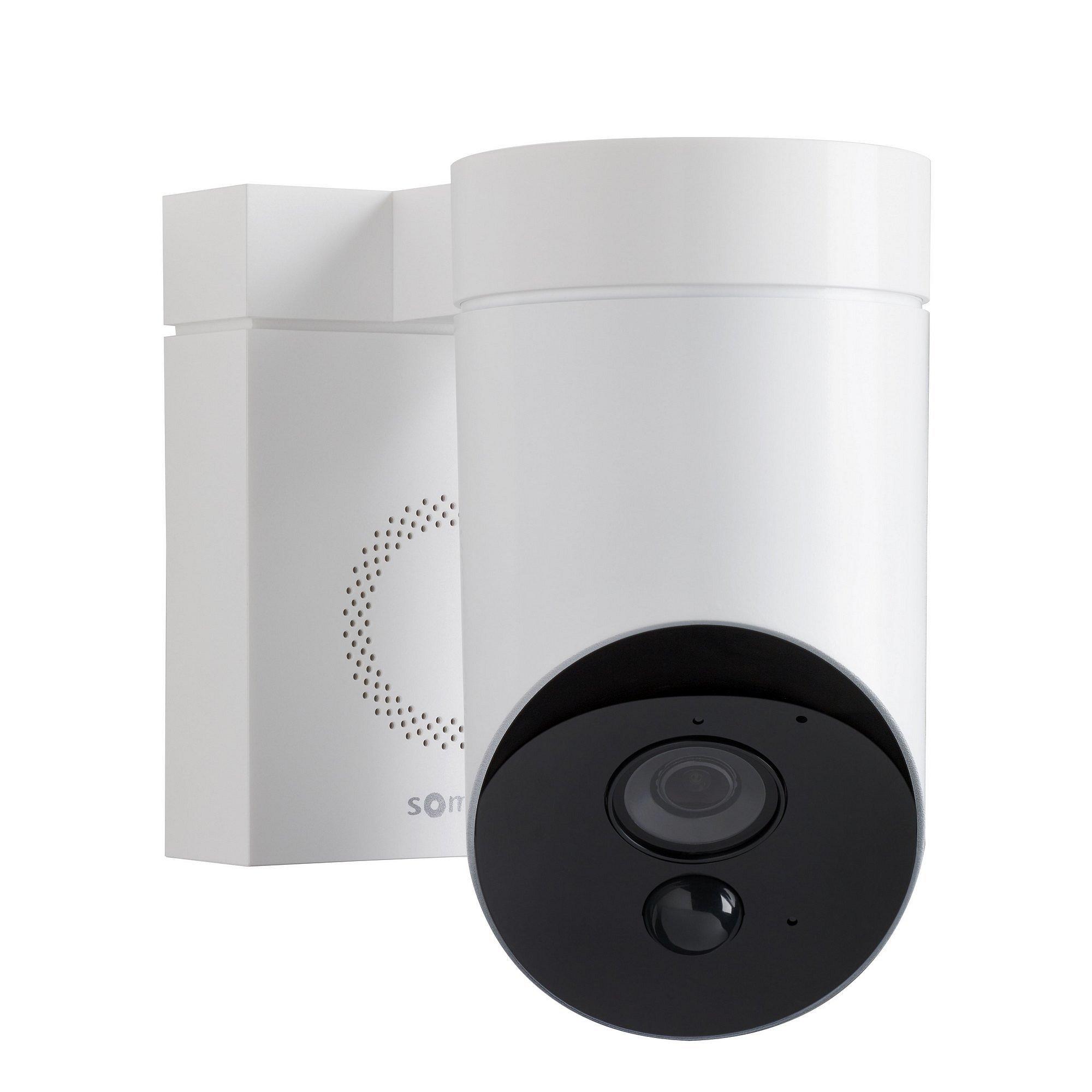 Kamera Somfyoutdoor, bílá
