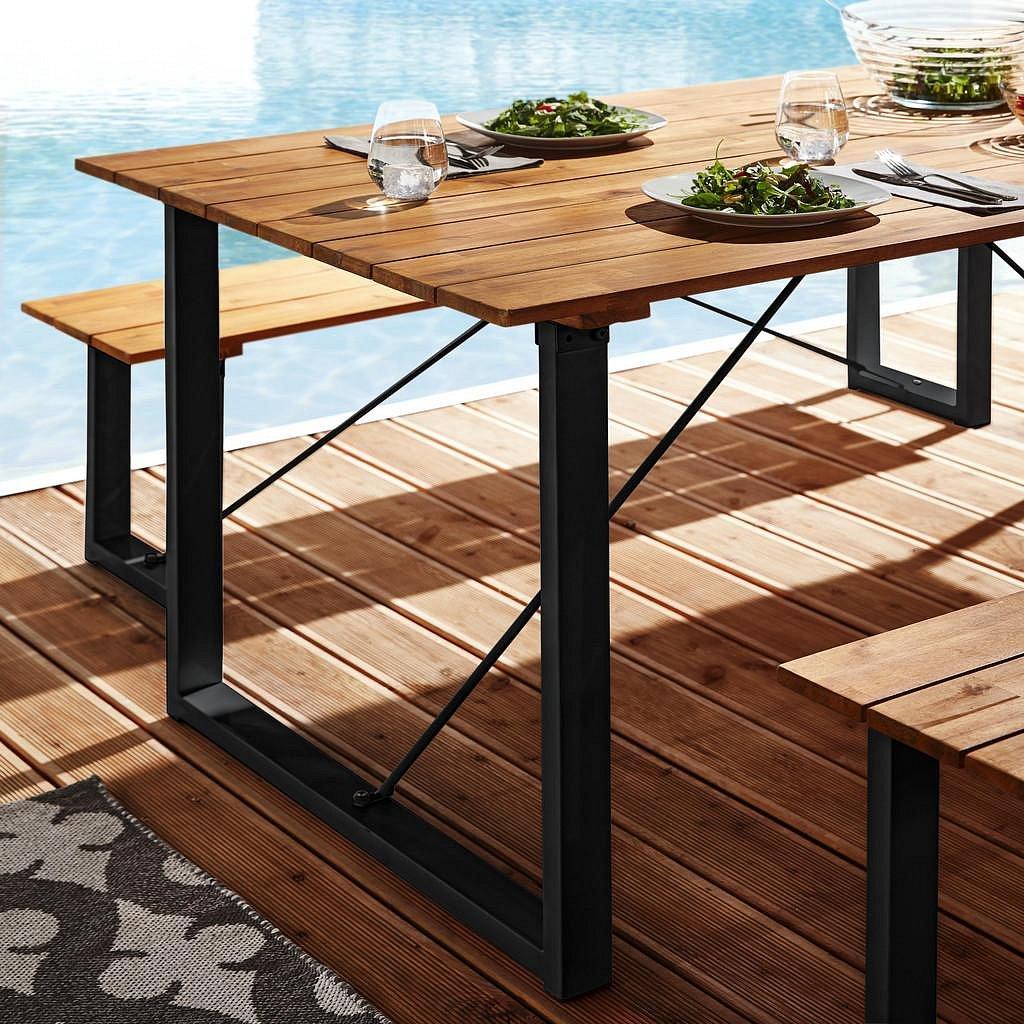 Záhradní Stůl Leonor 180x90cm