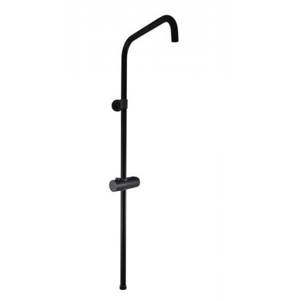 Sprchová tyč RAV SLEZÁK černá matná MD0763CMAT