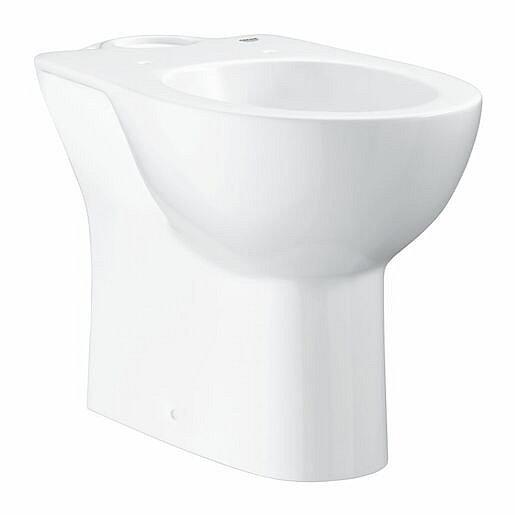 Wc stojící Grohe Bau Ceramic alpská bílá zadní odpad 39428000