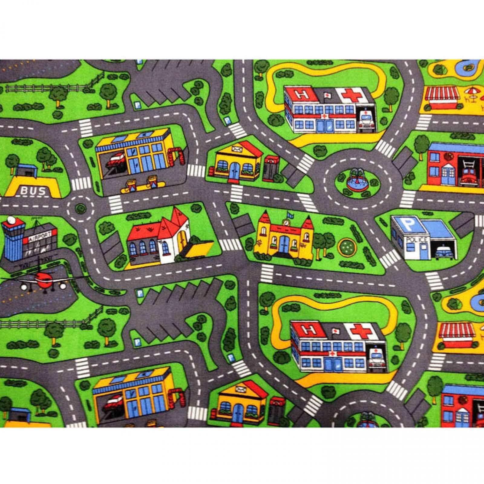 Vopi silnice Citylife vícebarevný