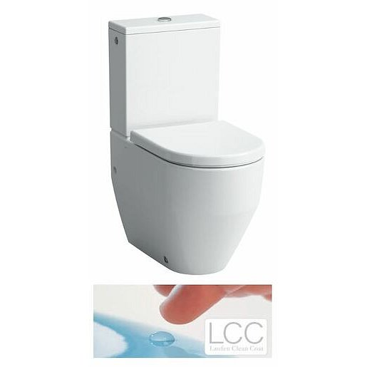 Wc kombi, pouze mísa Laufen Laufen Pro vario odpad H8259524000001