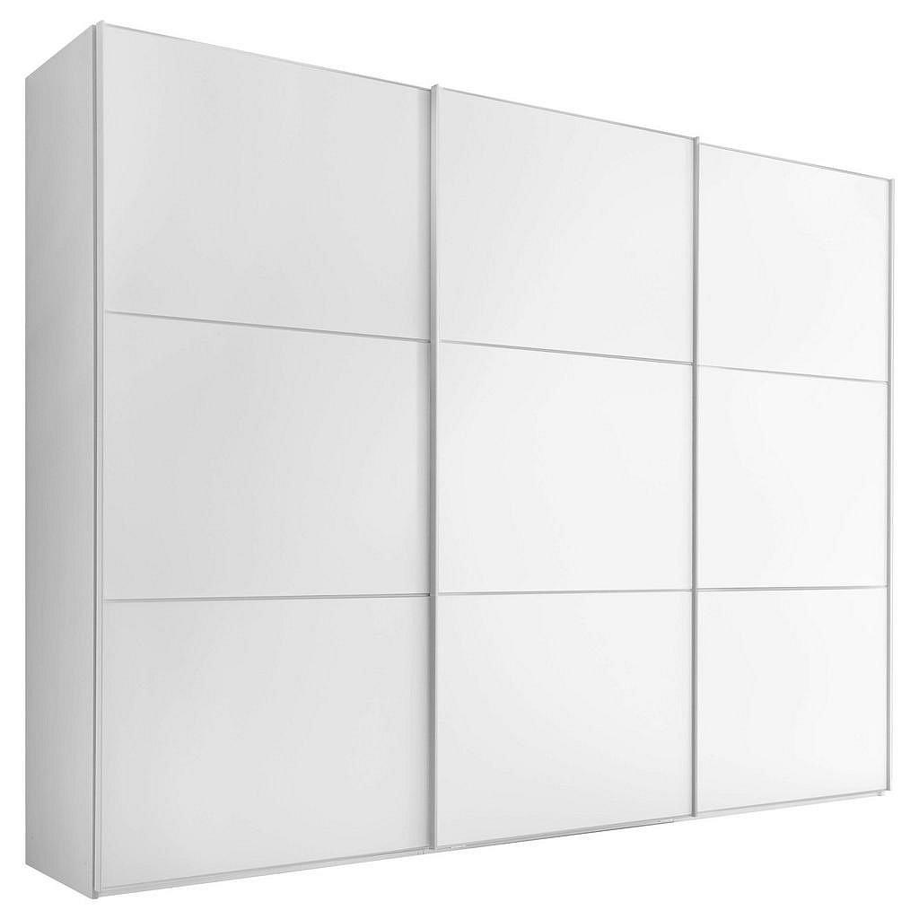 Skříň S Posuvnými Dveřmi Includo 249 Cm Bílá