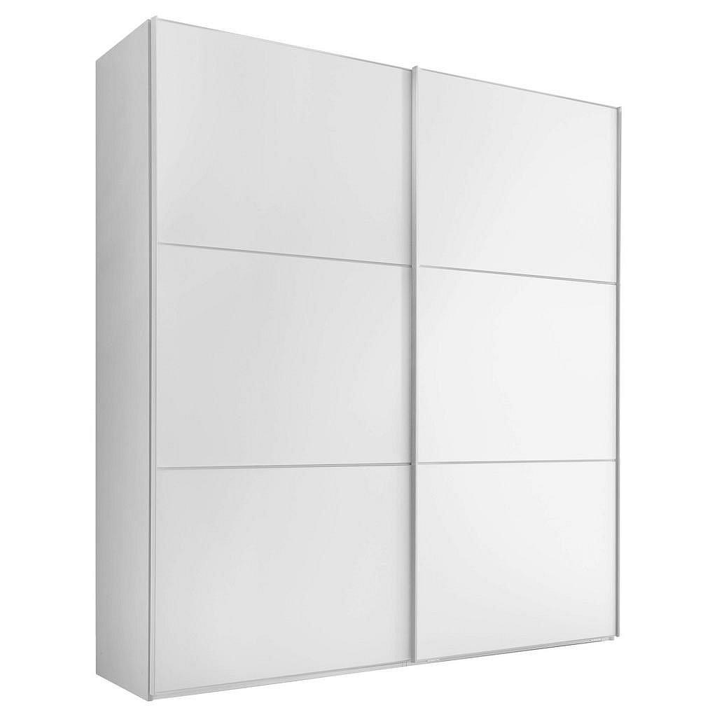 Skříň S Posuvnými Dveřmi Includo 167 Cm Bílá