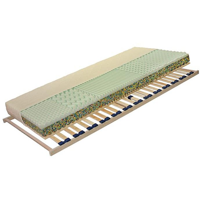 Set rošt+matrace DINO LUXURY 90x200