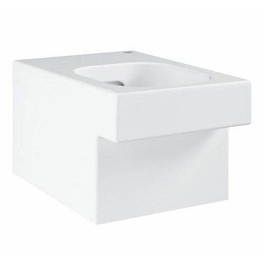 Wc závěsné Grohe Cube Ceramic alpská bílá zadní odpad 3924500H