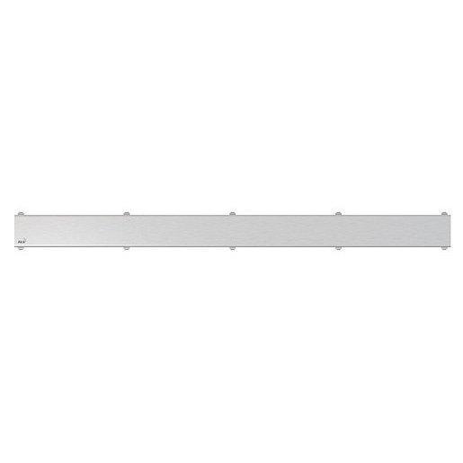 Rošt Alcaplast 85 cm nerez mat plný SPACE-850M
