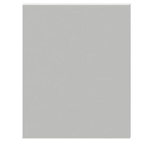 Zrcadlo Jika Lyra plus 40x75 cm bílá H4531810383041