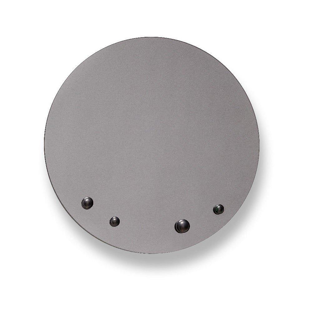 Zrcadlo v šedé barvě EMKO Dew, ø55cm