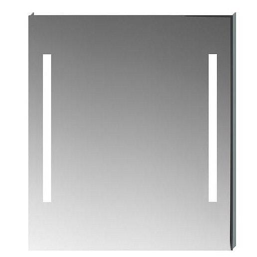 Zrcadlo s LED osvětlením Jika Clear 70x81 cm H4557351731441