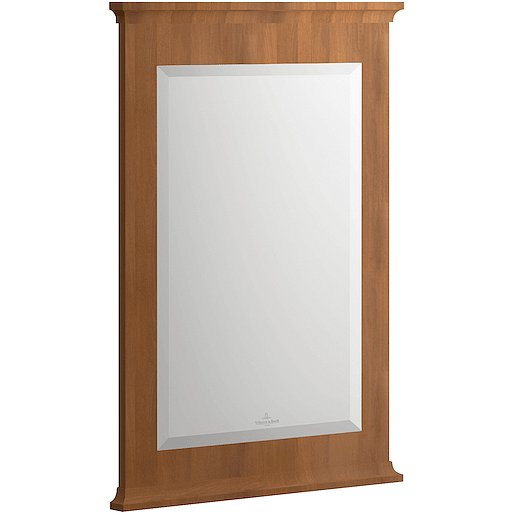 Zrcadlo Villeroy & Boch Hommage 56x74 cm javor 85650000