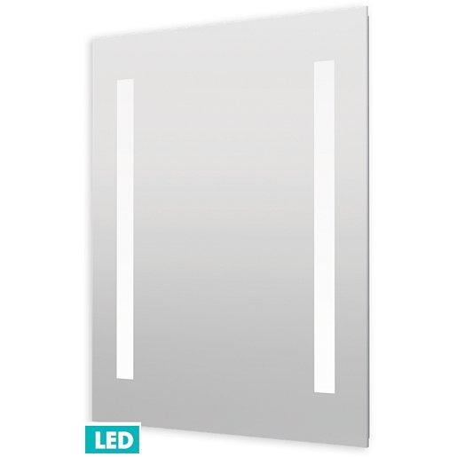 Zrcadlo s LED osvětlením Naturel Iluxit 60x70 cm ZIL6070TLEDS
