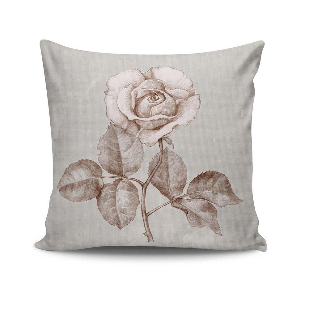 Polštář Roses, 45x45cm