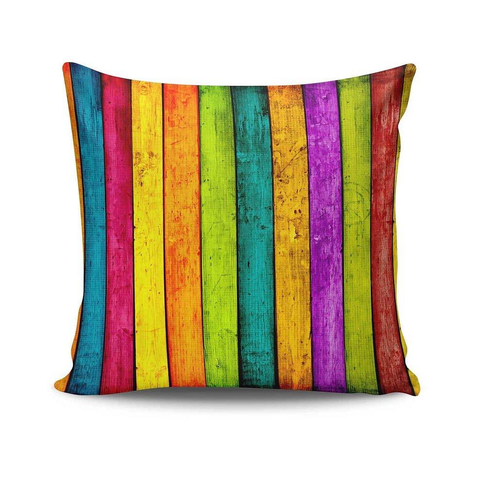 Polštář s výplní Colors no. 2, 45x45cm